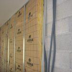 Isolation des murs intérieurs
